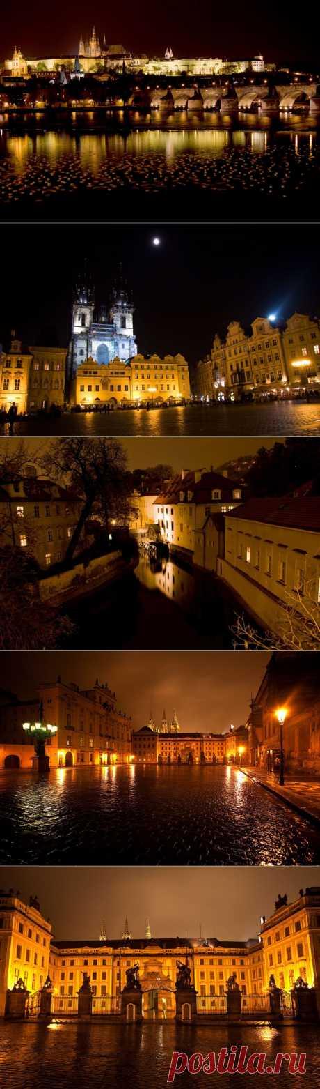 Удивительный город Прага, Чехия | Newpix.ru - позитивный интернет-журнал