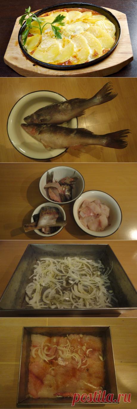 Какое блюдо можно поставить на праздничный стол? Запеченный судак | Еда и кулинария