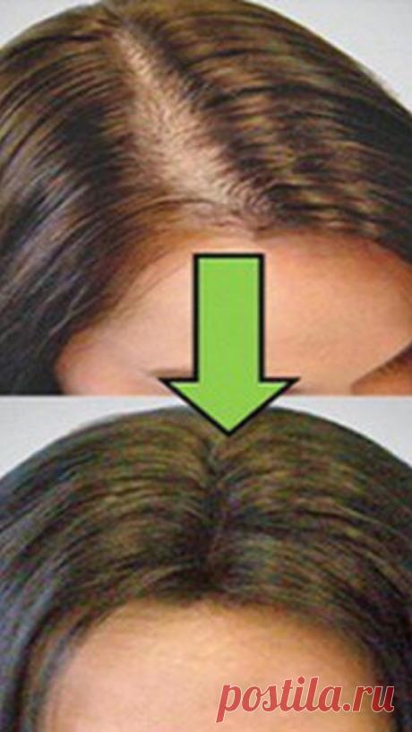 Врачи удивлены: Используйте это средство и ваши волосы будут расти как сумасшедшие! - Советы и Рецепты