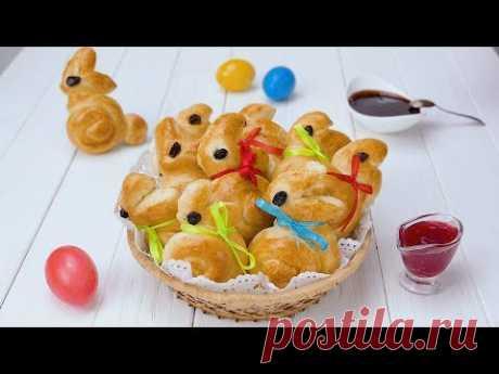«Пасхальные зайчики» - Рецепты от Со Вкусом