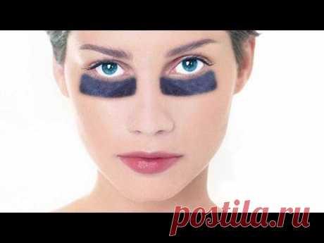Как избавиться синяков под глазами? GuberniaTV - YouTube