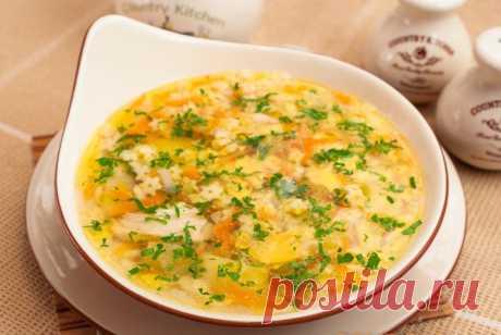 Золотой куриный суп: четыре секрета цвета и вкуса — Женская Страница