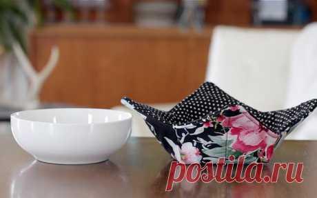 Подставка под суповую чашку (Diy)