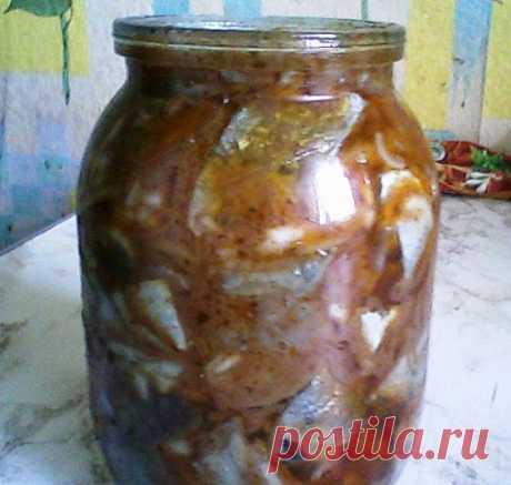 Рыба по-корейски - Затейка.com.ua - рецепты вкусных десертов, уроки вязания схемы, народное прикладное творчество