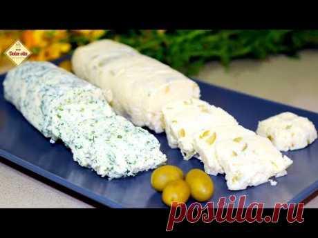 Очень вкусная закуска из плавленых сырков. Советская сырная закуска из сырка Дружба. Моя Dolce vita