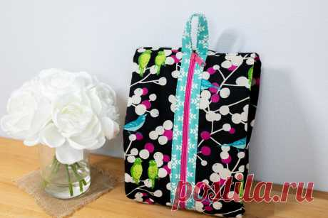 Sew Lay Flat Shoe Storage Bags - great for travel, organization, and more! — SewCanShe | Free Sewing Patterns and Tutorials