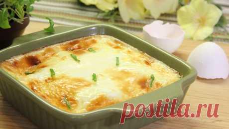 Как приготовить омлет в духовке: рецепт Омлет, приготовленный в духовке, прекрасно подойдет для завтрака. Смачно 24 предлагает вам добавить в омлет мелко нарезанную зелень, сухие специи или чесно...