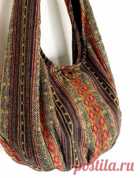 Handmade Woven Bag Handbags Purse Tote bag Thai от veradashop
