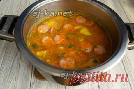 Суп с солеными огурцами, рецепт с фото пошагово