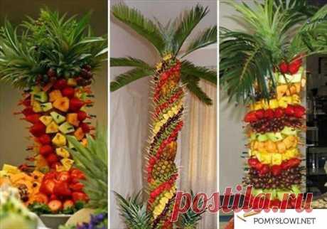 Słodkie palmy - Pomyslowi.net