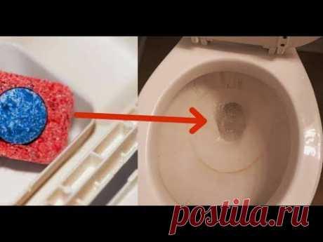 Берем Таблетку для Посудомоечной Машины и протираем духовку… Бог его знает как, но Работает