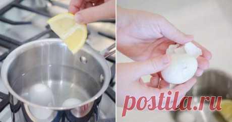 Кулинарные трюки на каждый день;)) — Едим дома