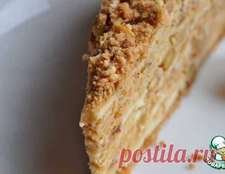 Мадьярский торт №2 – кулинарный рецепт