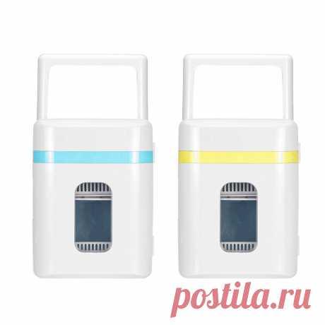 10l 12v/220v electric portable mini fridge refrigerator freezer heater car Sale - Banggood.com