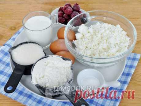 Заливной пирог с творогом — рецепт с фото пошагово. Как приготовить пирог на кефире с творогом?
