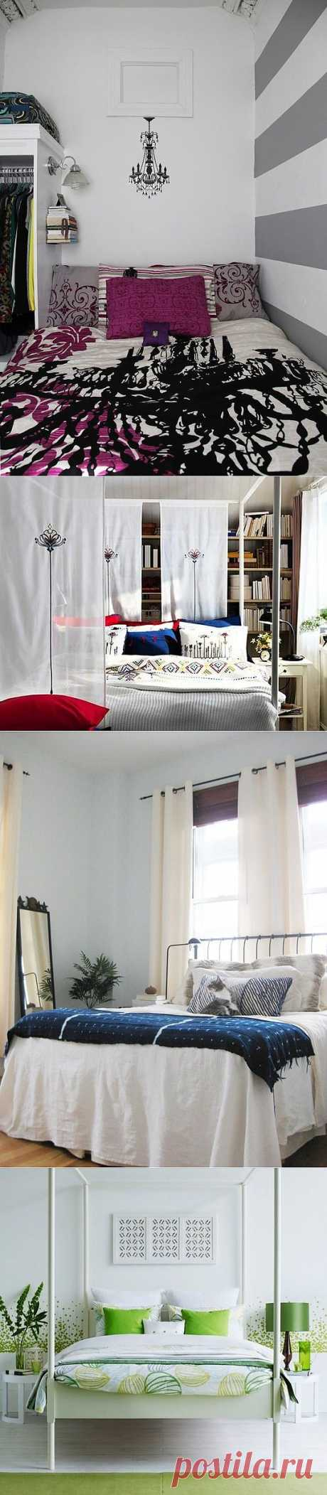 Красивые идеи для спальни и вообще / Спальня / Модный сайт о стильной переделке одежды и интерьера