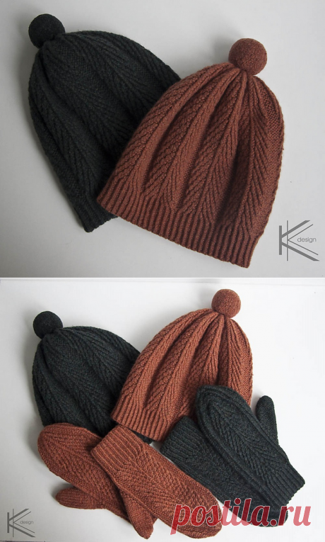 FIRS hat by KK design.