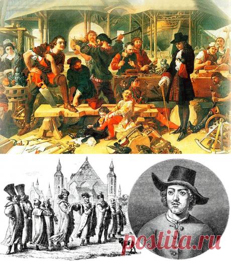 Царская месть. Как в Европе запомнили Великое Посольство Петра I | История | Общество | Аргументы и Факты