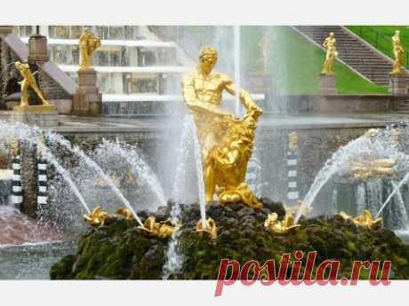 Peterhof - Virtual audioexcursion across Nizhny Novgorod to park