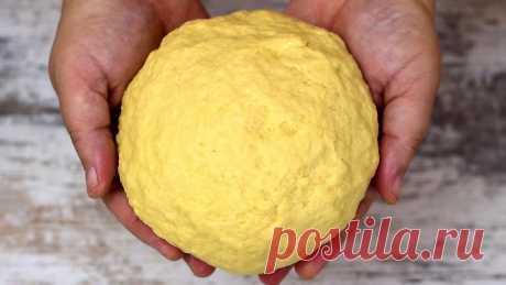 Отличный рецепт песочного теста, которое можно хранить до 3-х месяцев.   Ох и вкусно   Яндекс Дзен