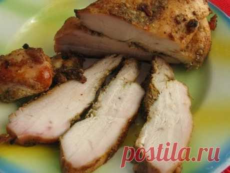 Как приготовить пастрома из курицы забудьте о колбасе - рецепт, ингредиенты и фотографии