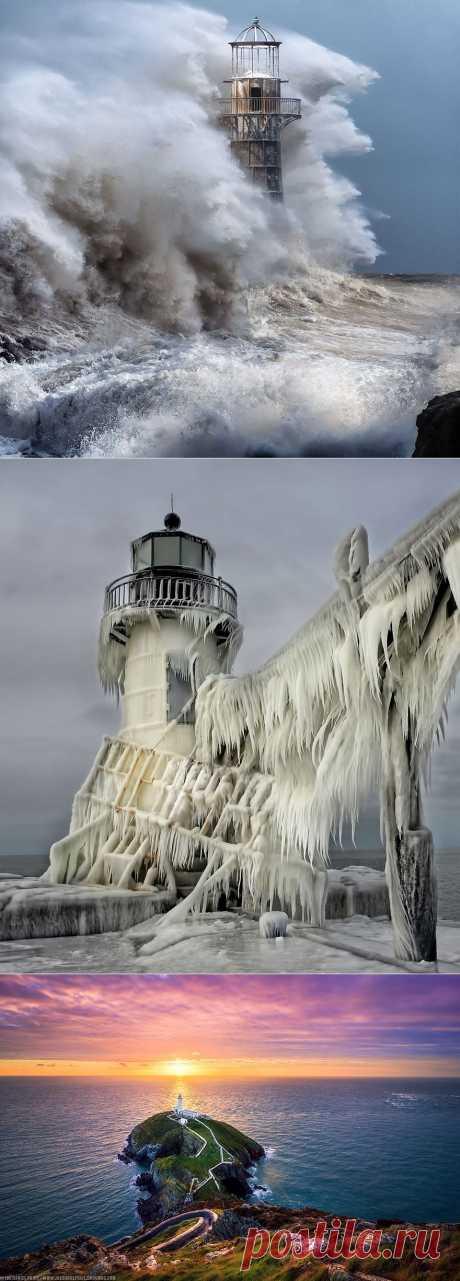 ФотоТелеграф  27 красивейших маяков мира