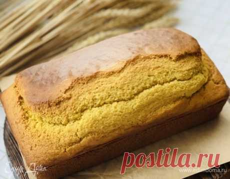 Кукурузный хлеб, пошаговый рецепт, фото, ингредиенты - Елена