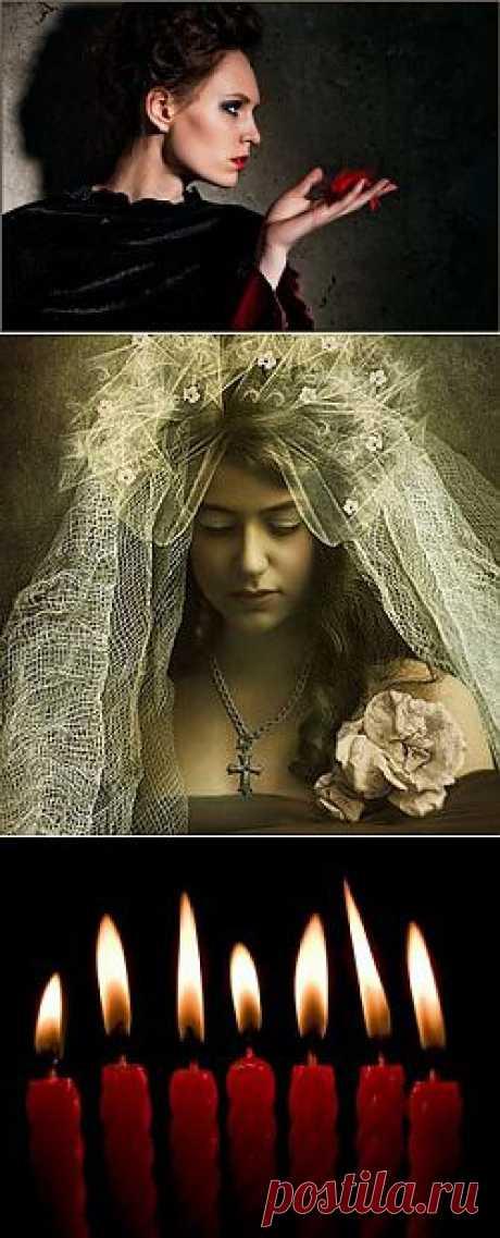 ЗАГОВОРЫ И ОБРЯДЫ ДЛЯ ИЗБАВЛЕНИЯ ОТ ОДИНОЧЕСТВА - Женская магия...