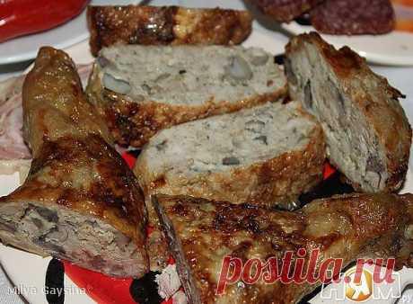 Окорочка, фаршированные грибами - Рецепты, блюда - Ням.ру