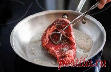 Жарим мясо с корочкой: добавляем сахар | Краше Всех