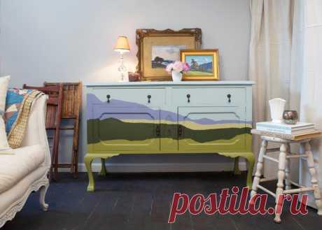 Реставрация старой мебели: оригинальный способ обновить интерьер