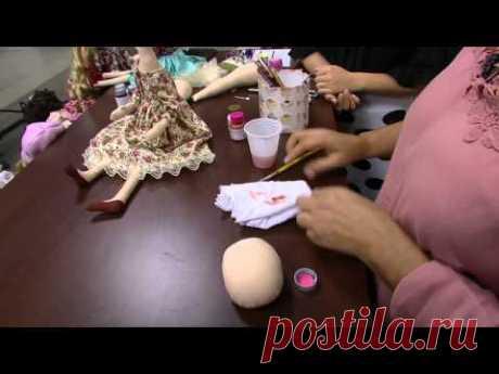 Mulher.com - 04/09/2015 - Boneca de pano - Magali Jeremias PT2