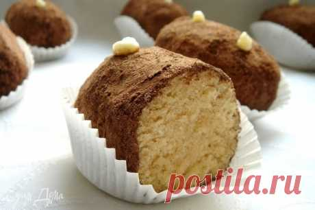 "Готовим вкусное пирожное ""Картошка"" по бабушкиному рецепту"