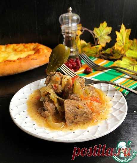 Нежная говядина – кулинарный рецепт