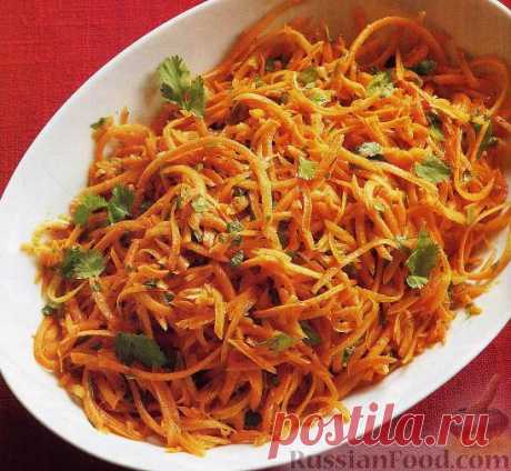 Салат из моркови - пополняем ряды его поклонников