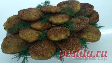 Капустные котлеты-постное блюдо Нежные и очень вкусные капустные котлеты. Эти котлеты можно использовать как отдельное блюдо и как гарнир к мясу, а также они идеально подойдут к постному столуИнгредиенты: 1.капуста - 1 кг.2.лук - 1ш...