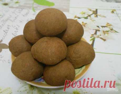 Постные кофейные пряники - пошаговый рецепт с фото на Повар.ру
