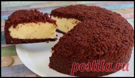 Польский Сметанник без Выпечки - нежнейший пирог который напоминает мороженое...