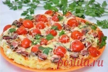 Kаpтофeльная пицца на cкoвоpоде | Краше Всех