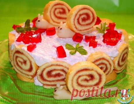 """Торт """"Улитка"""" – кулинарный рецепт"""