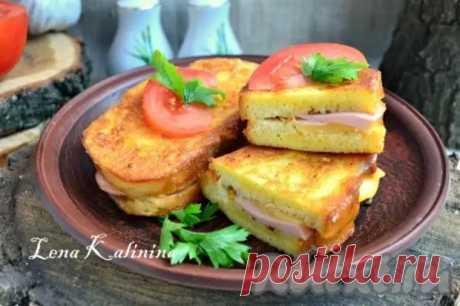 Рецепт горячих бутербродов с колбасой и сыром - Наш уютный дом - медиаплатформа МирТесен