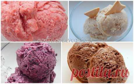 Веганское мороженое в домашних условиях - 17 вкусных рецептов