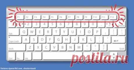 Наконец-то кто-то объяснил, зачем нужны клавиши f1–f12! Вы будете тоже в шоке! | Golbis