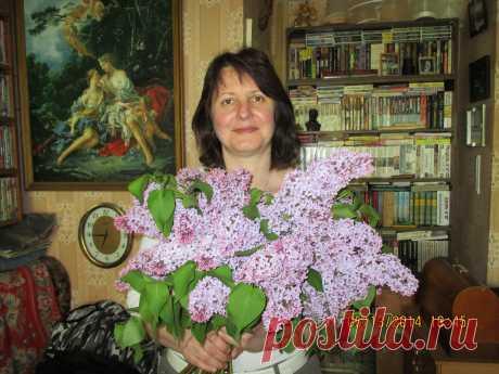 Жанна Бобрикова (Ретюнская)