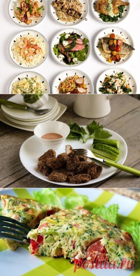 20 вариантов правильного белкового ужина