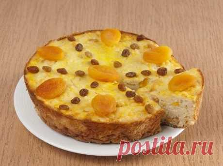 Rice baked pudding with dried fruits: the recipe for a nourishing breakfast