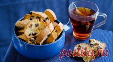 Бискотти с изюмом, пошаговый рецепт с фото Бискотти с изюмом. Пошаговый рецепт с фото, удобный поиск рецептов на Gastronom.ru
