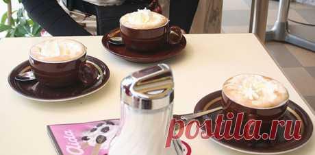 Венский кофе | Все про кофе