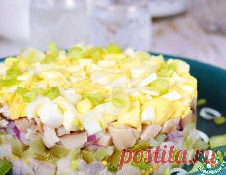 Тартар из сельди – кулинарный рецепт