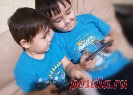 Как отвлечь детей от телефонов, советую по своему опыту | Семья-Дети-Любовь | Яндекс Дзен